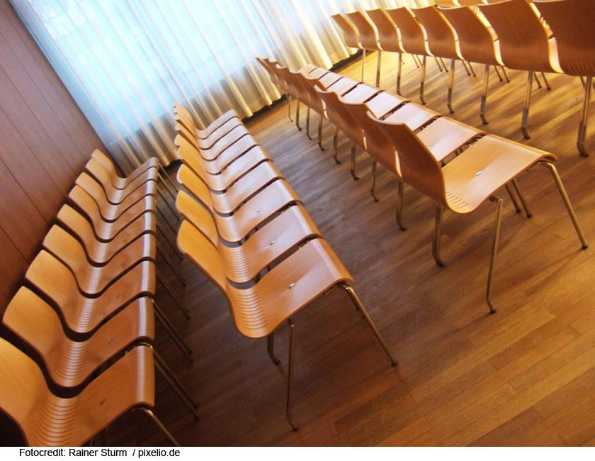 Troubleshooting bei Fragen während Präsentationen