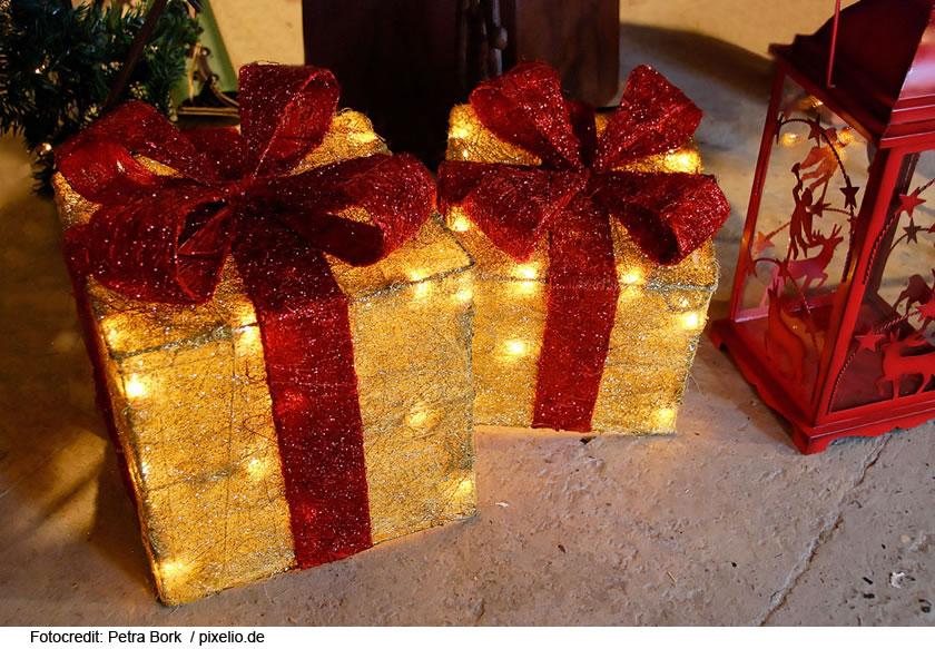 Weihnachtsgeschenke für Trainer und Moderatoren