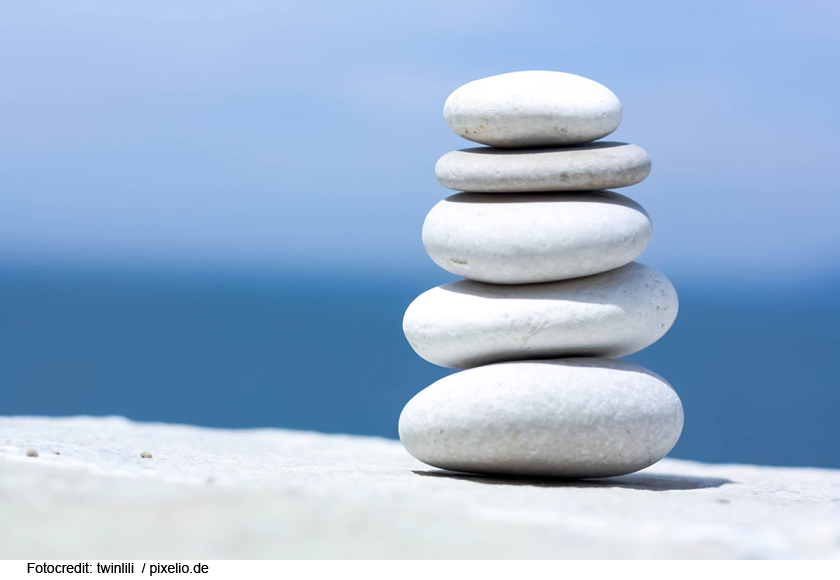 "Vortrag ""Work-Life-Balance"" – Livestream"