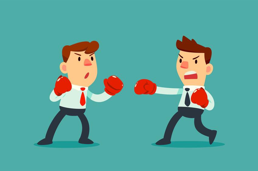 Konfliktarten – Diese 5 sollten Sie kennen