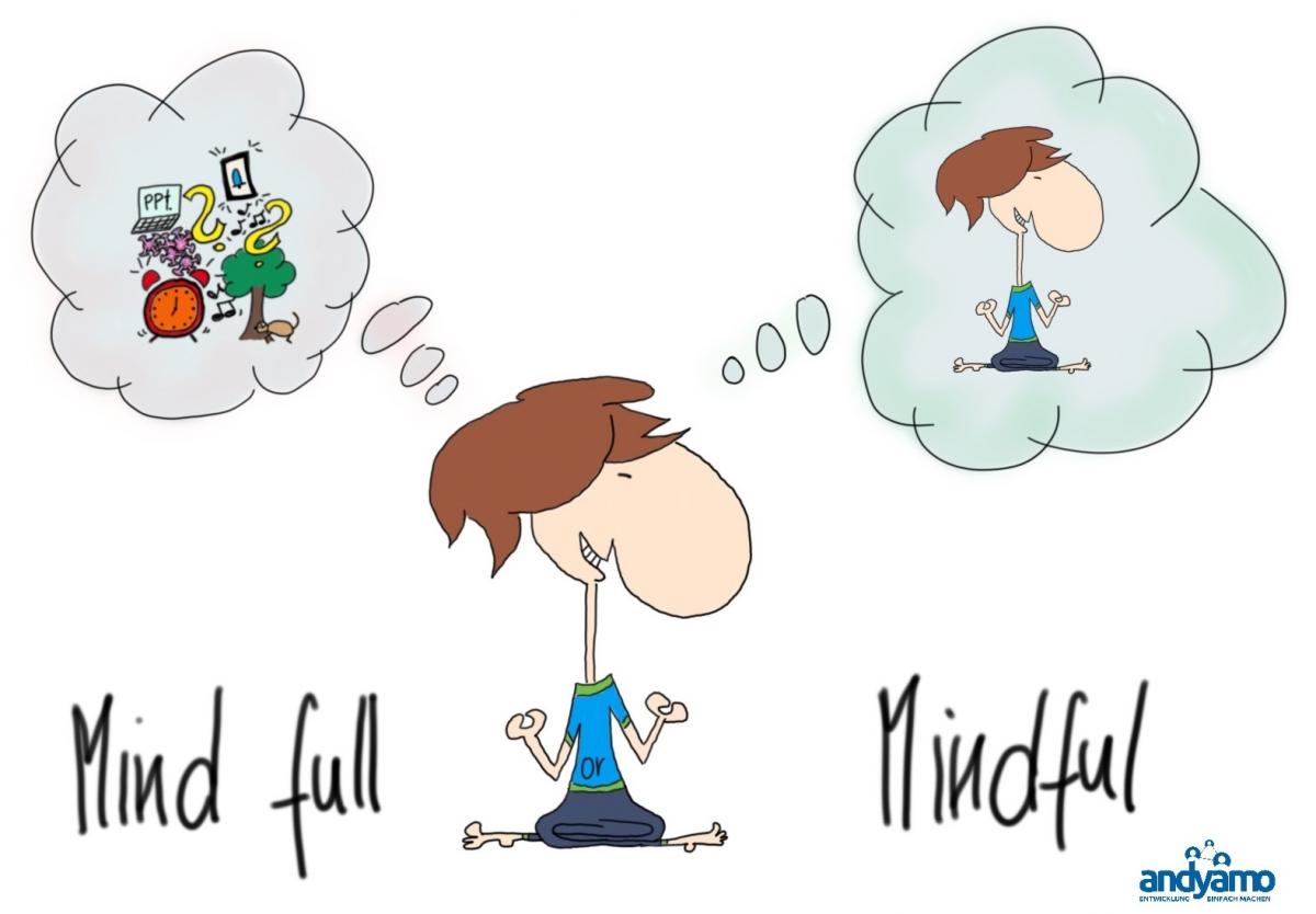 Kein Stress mit dem Stress – Achtsam durch schwierige Zeiten