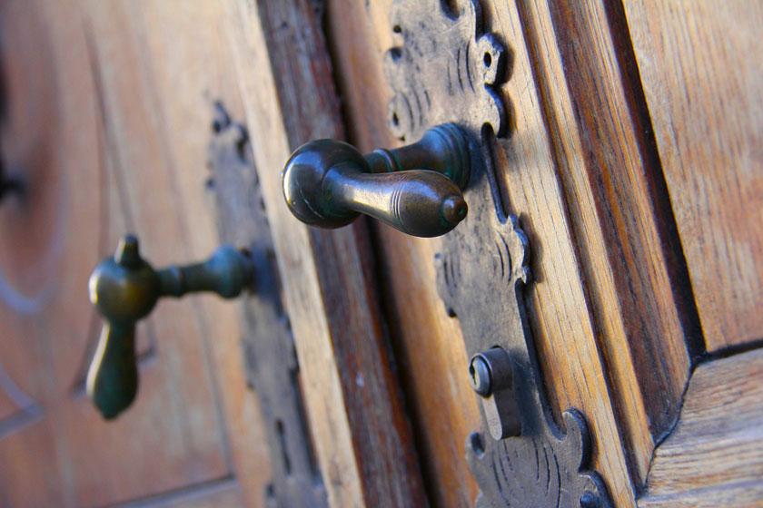 Ich-Botschaft – Laute Tür