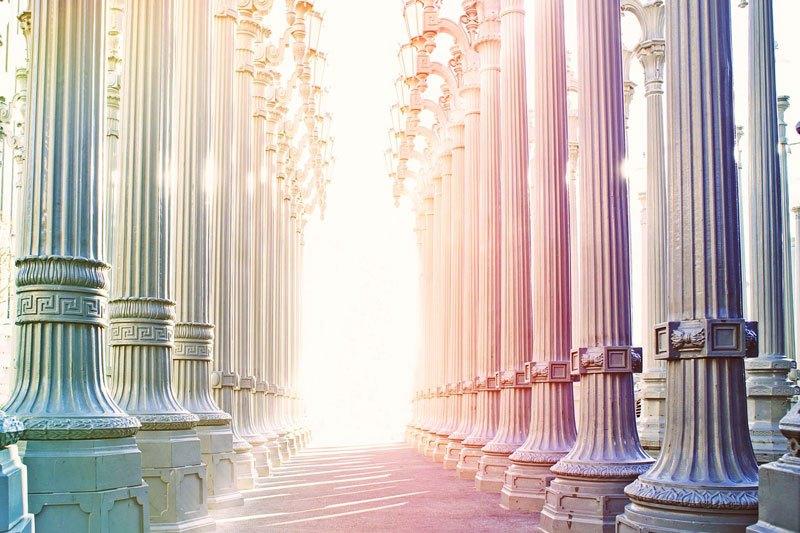 Die fünf Säulen der Moderation im Bezug zu den Moderationsphasen
