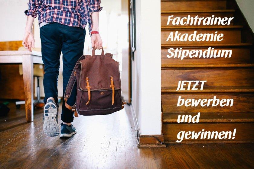 Fachtrainer-Akademie Stipendium – Jetzt bewerben!