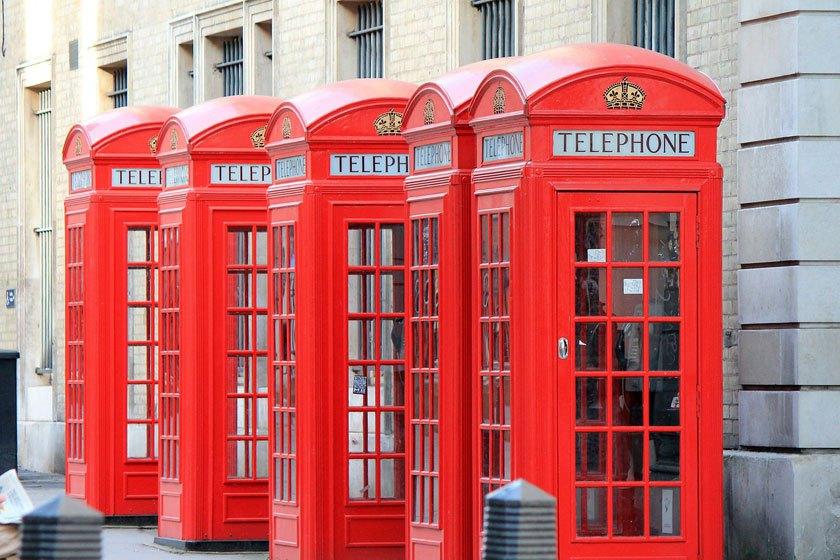 Eine Telefonkonferenz im wirklichen Leben
