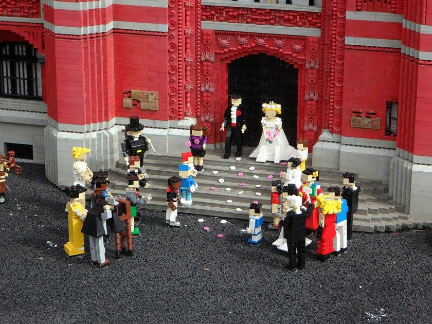 Training mit LEGO® – eine kreative Verbindung